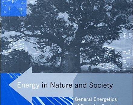 SMIL, VACLAV (2007): Energy in Nature and Society: The energetics of complex systems