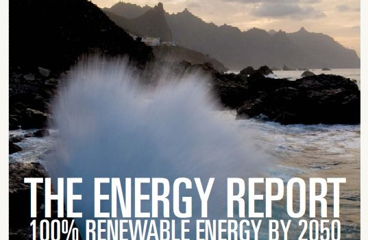 WWF (2011): The Energy Report: 100% Renewable Energy by 2050