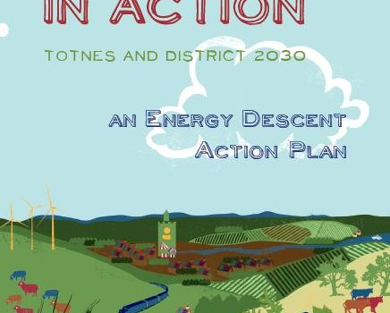 HODGSON, JACQI; HOPKINS, ROB (2010): Transition in Action: Totnes and District 2030, An Energy Descent Action Plan