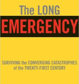 KUNSTLER, JAMES HOWARD (2006): The Long Emergency: Surviving the End of Oil, Climate Change, and Other Converging Catastrophes of the Twenty-First Century