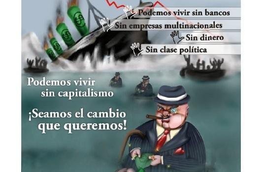 COLECTIVO CRISIS (2009): ¡Podemos! (vivir sin capitalismo)